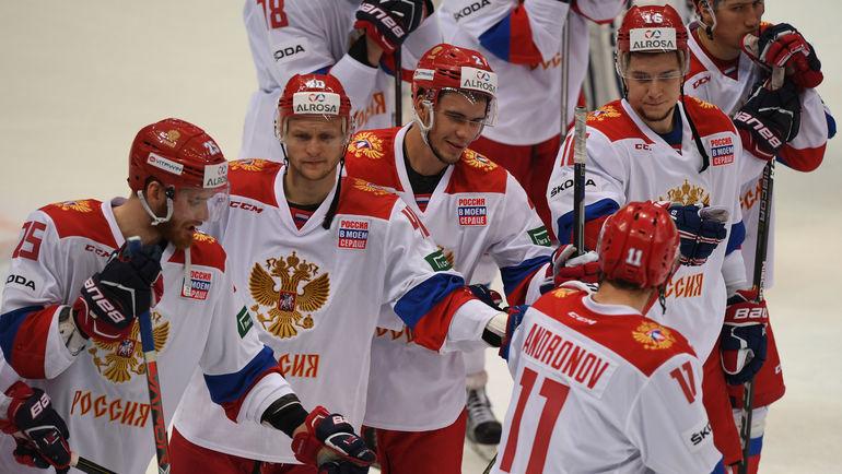 """Не все российские хоккеисты из списка сборной сыграют на Олимпиаде. Фото Александр ФЕДОРОВ, """"СЭ"""""""