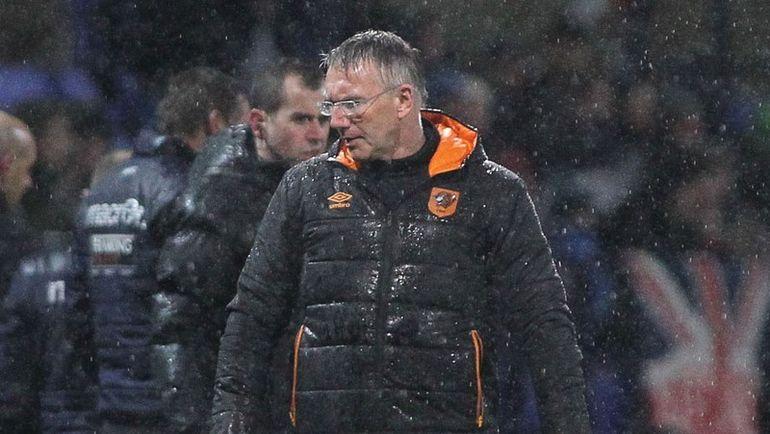 """Новый тренер """"Халла"""" Найджел ЭДКИНС не смог изменить ситуацию. Стало даже хуже. Фото Hull City"""