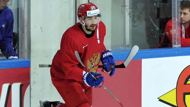 Вячеслав ВОЙНОВ. Фото Алексей ИВАНОВ