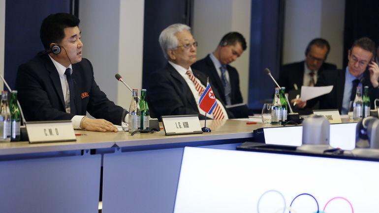 МОК не разрешил стартовать в Пхенчхане 111 атлетам из России. Кому-то из них удастся получить приглашение? Фото AFP