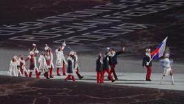 Сборная России в Пхенчхане выступит без флага и гимна. В составе - 169 спортсменов.