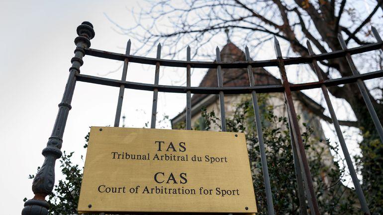 Офис CAS в Лозанне. Фото AFP