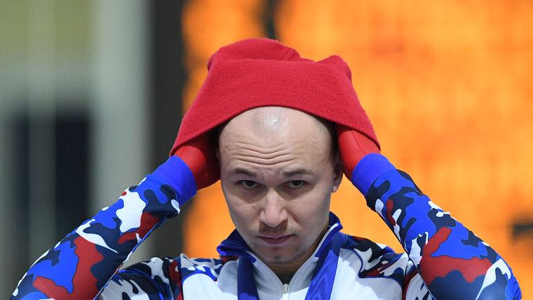 "Павел КУЛИЖНИКОВ. Фото Александр ФЕДОРОВ, ""СЭ"""