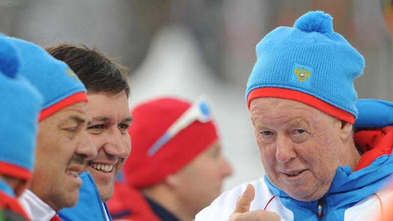 """Вольфганг ПИХЛЕР (справа). Фото Федор УСПЕНСКИЙ, """"СЭ"""""""