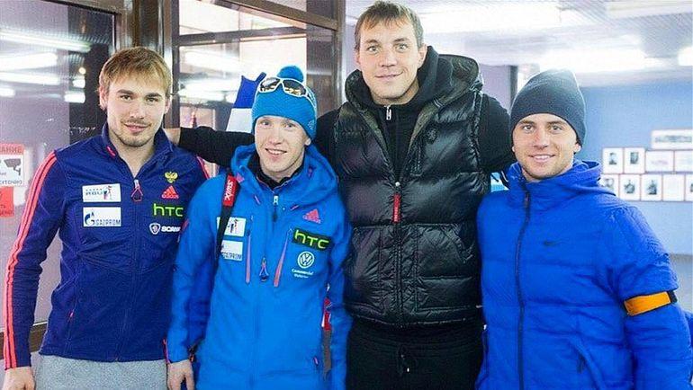 Артем ДЗЮБА поддержал Антона ШИПУЛИНА и Алексея ВОЛКОВА.