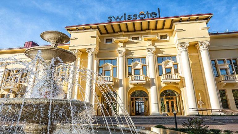 Отель Swiccotel Resort Sochi Kamelia. Здесь будет проживать сборная Бразилии. Фото Welcome2018