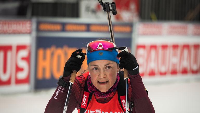 Екатерина ЮРЛОВА-ПЕРХТ. Фото Андрей АНОСОВ, СБР