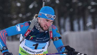 Логинов выиграл гонку преследования на чемпионате Европы, Гараничев - третий