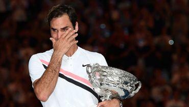 Федерер в шестой раз выиграл Australian Open