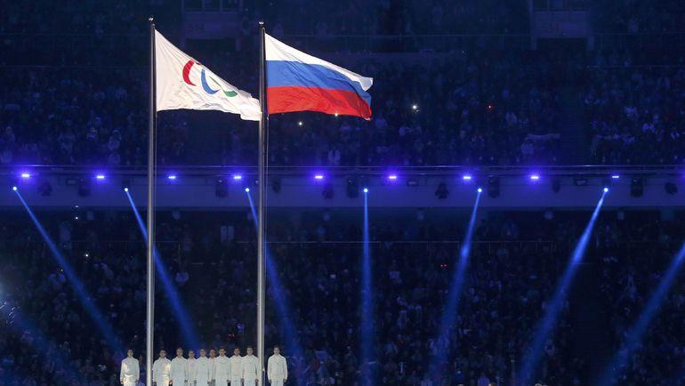 Российские паралимпийцы смогут выступить в Пхенчхане только в нейтральном статусе. Фото Reuters
