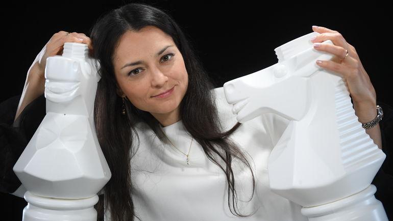 """Александра КОСТЕНЮК. Фото Дарья ИСАЕВА, """"СЭ"""""""