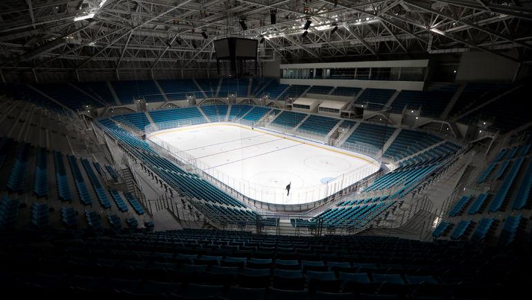Не на всех олимпийских соревнованиях в Корее приходится ждать аншлага. Фото REUTERS