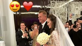 Свадьба Дмитрия ТАРАСОВА и Анастасии КОСТЕНКО.