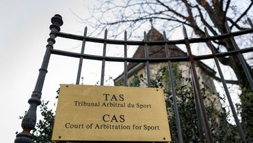 CAS объявит решение по 39 отстраненным спортсменам от Олимпиады 1 февраля