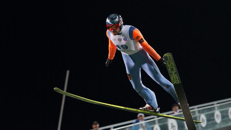 Дмитрий ВАСИЛЬЕВ. Фото Михаил МОКРУШИН/РИА Новости