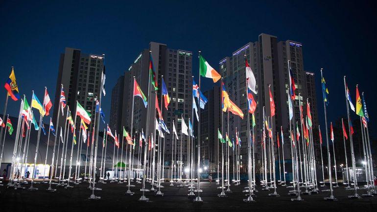 Изменится ли состав российских атлетов на Олимпиаде в Пхенчхане? Фото AFP