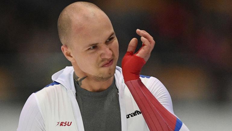 Павел КУЛИЖНИКОВ все-таки не выступит на Олимпиаде. Фото Александр ФЕДОРОВ, «СЭ»