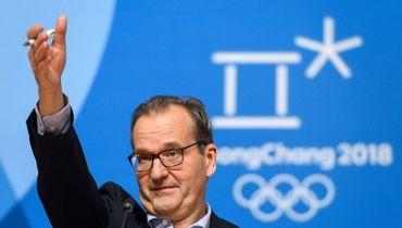 Марк АДАМС. Фото AFP