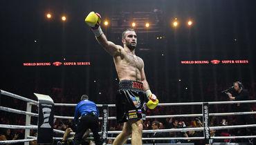 Гассиев вернул пояс чемпиона WBA Дортикосу, который расплакался после поединка. Видео