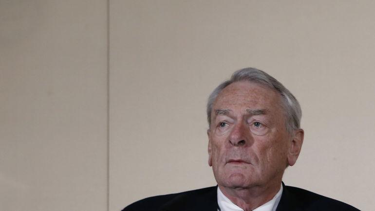 Ричард ПАУНД. Фото Reuters