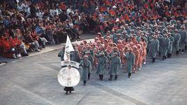 1992 год. Альбервилль. Валерий МЕДВЕДЦЕВ.