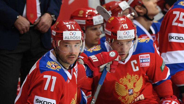 Пхёнчхан-2018: российские хоккеисты взяли золото Олимпиады