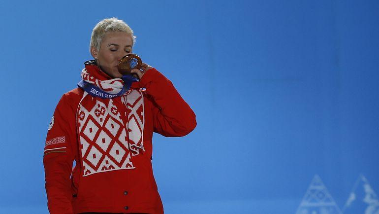 Алла ЦУПЕР, Белоруссия. Фото AFP
