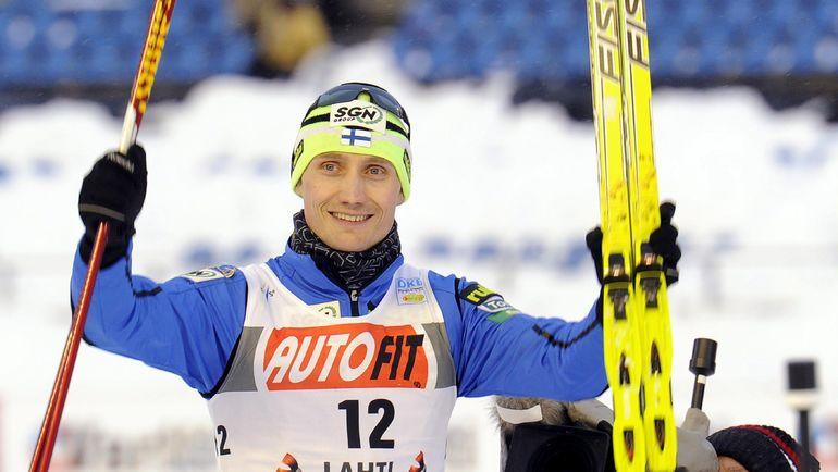 Ханну МАННИНЕН, Финляндия. Фото Reuters