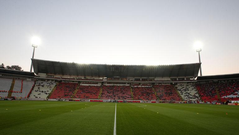 "Стадион ""Райко Митич"", также известный, как ""Маракана"". Фото REUTERS"