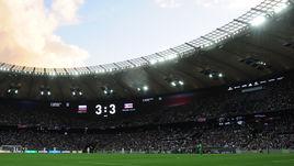 """На матч Юношеской лиги УЕФА между """"Краснодаром"""" и """"Реалом"""" продано больше билетов, чем на игру между сборными России и Коста-Рики."""