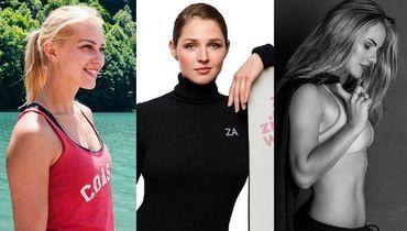 Десятка самых красивых россиянок на Олимпиаде-2018