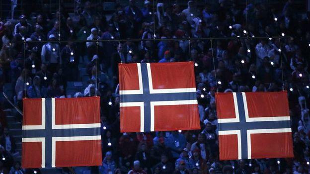 AP отдает Норвегии безгоровочное первое место в общем зачете Олимпиады. Фото Reuters