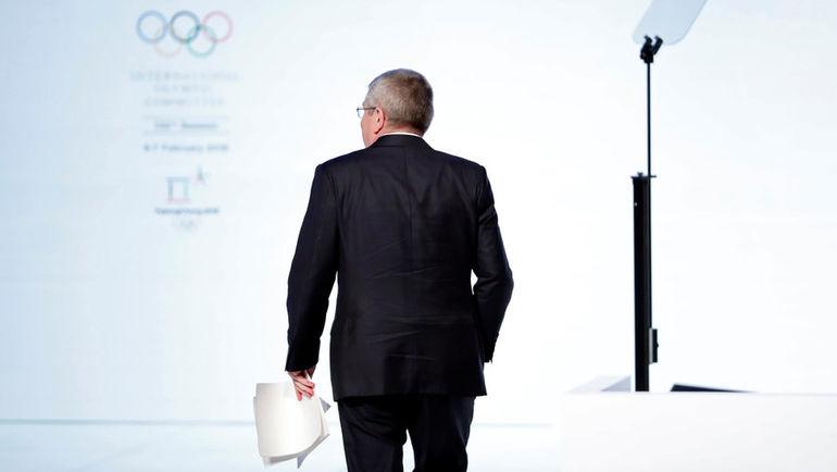 Вчера. Пхенчхан. Томас БАХ перед началом 132-й сессии МОК. Фото Reuters