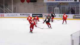 Что ест сборная России по хоккею на Олимпиаде