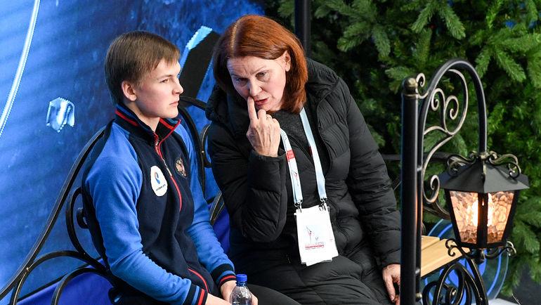 Русский тренер Мозер прокомментировала выступление Забияко иЭнбер вкомандном турниреОИ