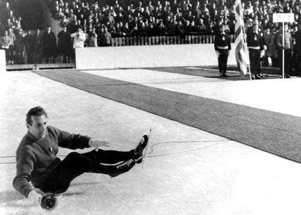 1956 год. Кортина-д' Ампеццо.