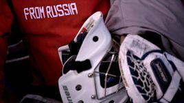 Четверг. Каннын. На тренировке женской хоккейной сборной России.
