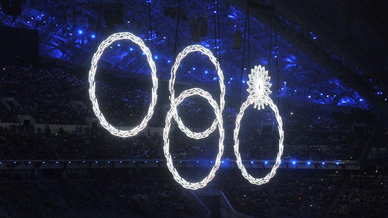 """Прокол на церемонии открытия Игр-2014 в Сочи... Фото Александр ФЕДОРОВ, """"СЭ"""""""