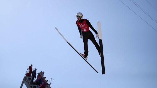 Климов обещает победу на Олимпиаде. Но со временем