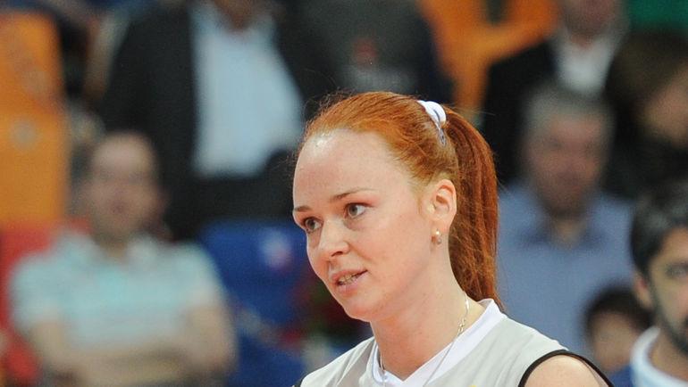 Марина БАБЕШИНА. Фото Никита УСПЕНСКИЙ
