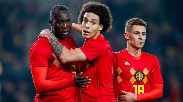 Бельгия: россыпь звезд и испанский тренер