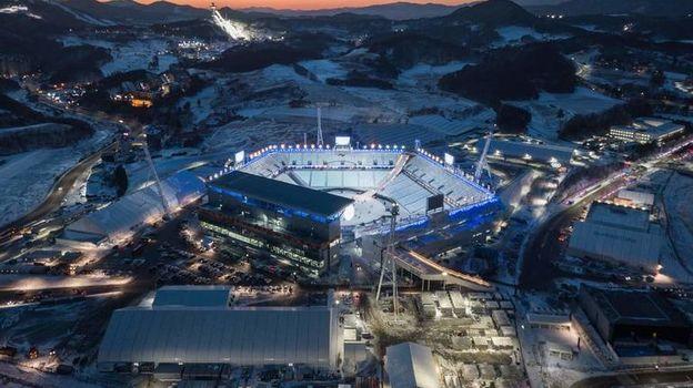 Россия без флага, огонь на пальцах и единая Корея. Тайны церемонии открытия Олимпиады-2018
