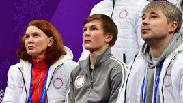 Сегодня. Пхенчхан. Михаил КОЛЯДА (в центре в нижнем ряду).