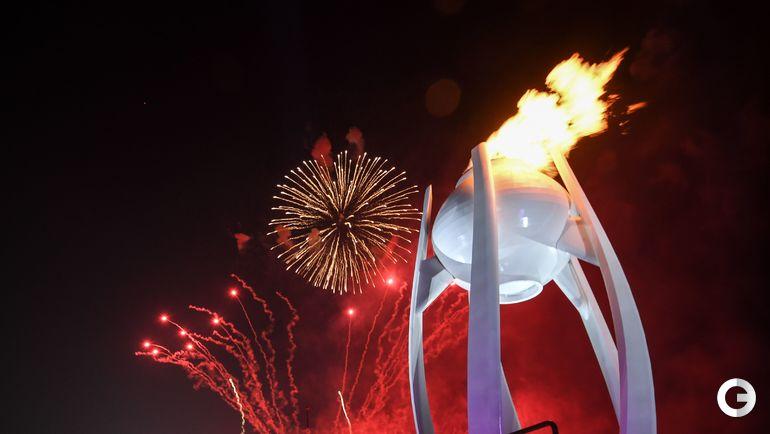Сегодня. Пхенчхан. Открытие Олимпиады-2018.
