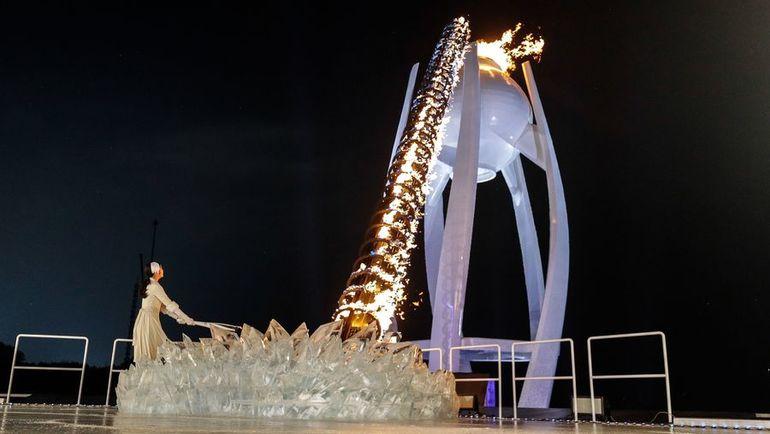 Сегодня. Пхенчхан. Церемония открытия Олимпиады-2018. Фото AFP