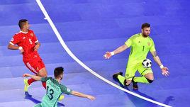 Россия не прошла в финал в игре без правил