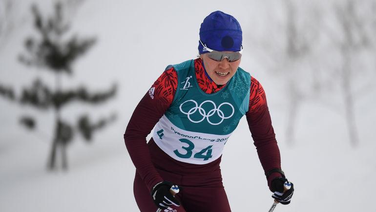 Алиса ЖАМБАЛОВА. Фото AFP