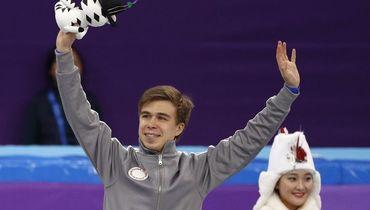Елистратов принес России первую медаль. И вот, что он сказал