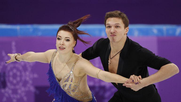 Сегодня. Каннын. Екатерина БОБРОВА и Дмитрий СОЛОВЬЕВ. Фото Reuters