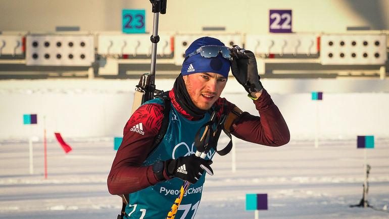 Антон БАБИКОВ. Фото СБР, biathlonrus.com